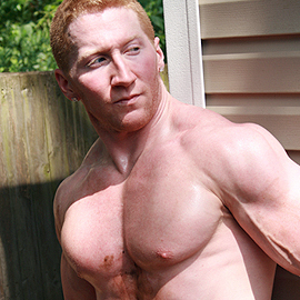 Tommy ray nude muscle